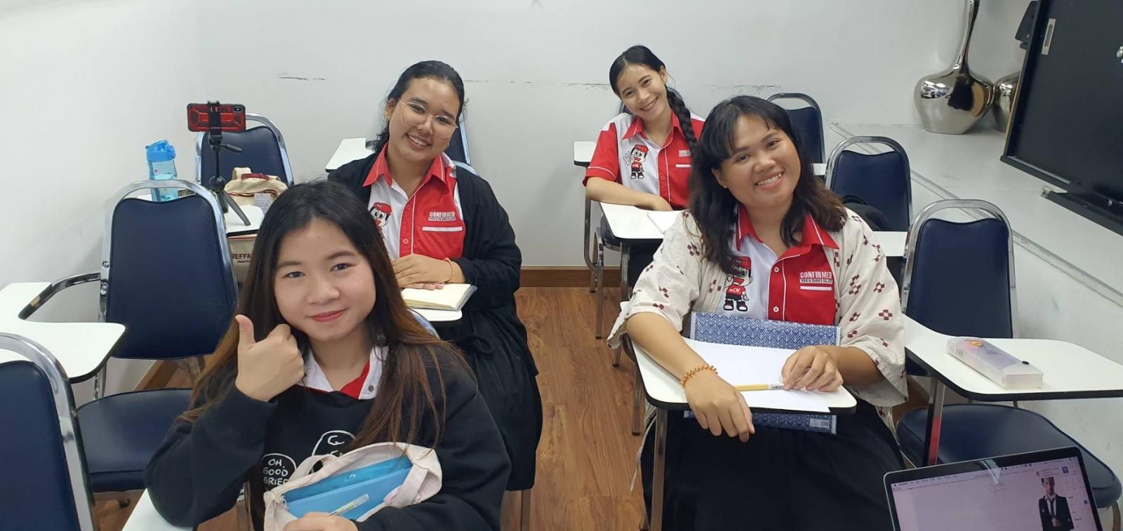 ทุนเรียนภาษาอังกฤษ