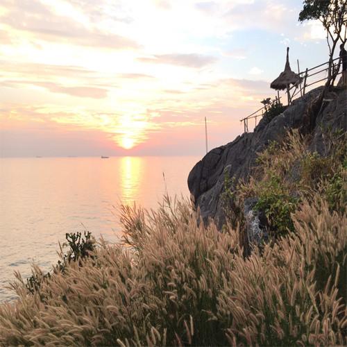 เที่ยวเกาะใกล้กรุงฯ @เกาะสีชัง จ.ชลบุรี