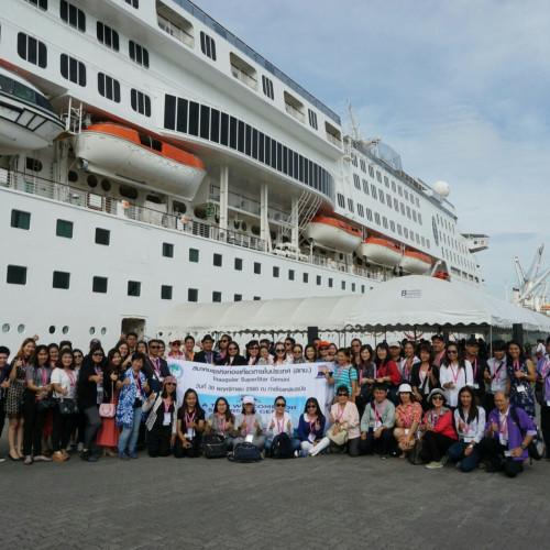 Superstar Gemini cruise ทัวร์เรือสำราญ กับ คอนเฟิร์มทัวร์