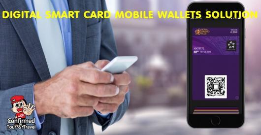 บัตรติจิตอลในรูปแบบอิเล็กทรอนิกส์ Digital Card ในยุคThailand 4.0